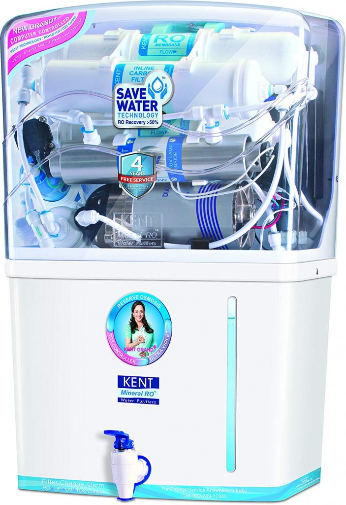 water purifier with tds controller